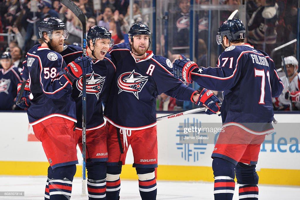 Washington Capitals V Columbus Blue Jackets   Getty Images