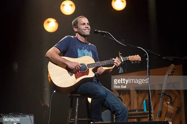 Jack Johnson performs as part of the iTunes Festival 2013 at The Roundhouse on September 16 2013 in London England