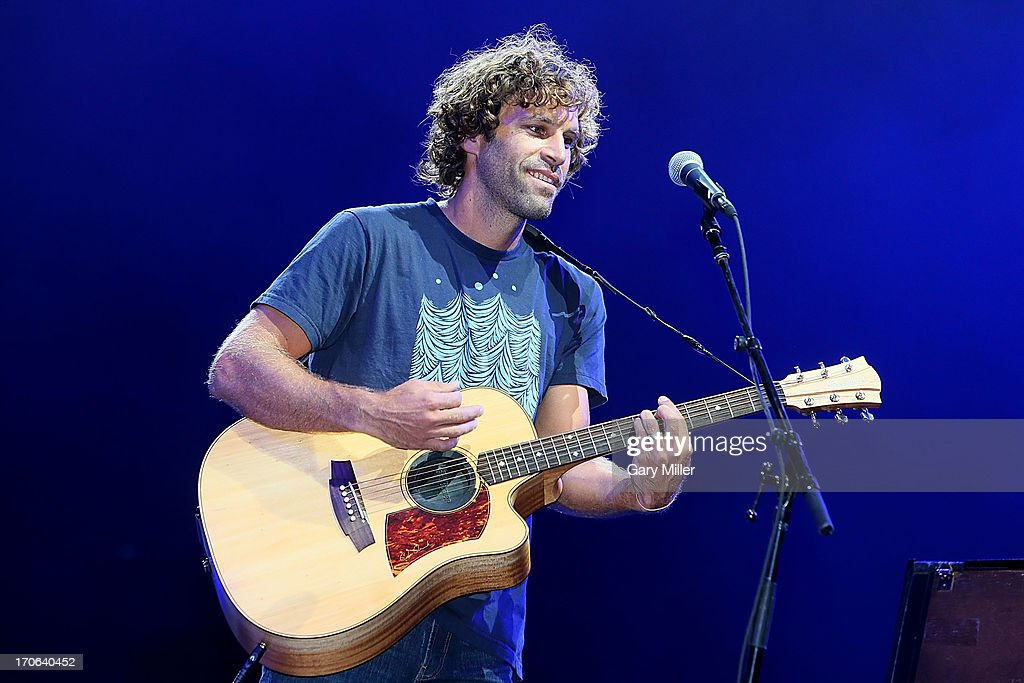 Jack Johnson performs during day 3 of the 2013 Bonnaroo Music & Arts Festival on June 15, 2013 in Manchester, Tennessee.