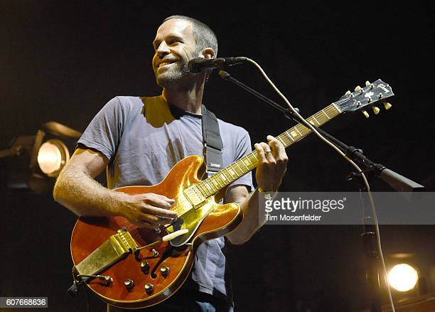 Jack Johnson performs during the Kaaboo Del Mar music festival on September 18 2016 in Del Mar California