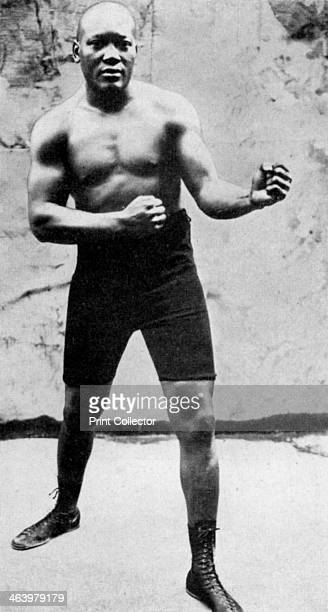 Jack Johnson the first black world heavyweight boxing champion 1908 Nicknamed the 'Galveston Giant' Jack Johnson became world champion in 1908 when...