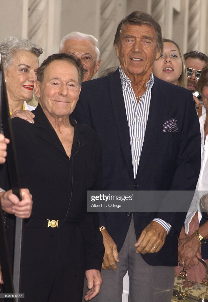 Fitness Guru Jack LaLanne Celebrates his 88th Birthday with a Star on the