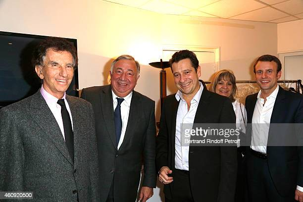 Laurent Gerra - One Man Show At Palais Des Sports In Paris