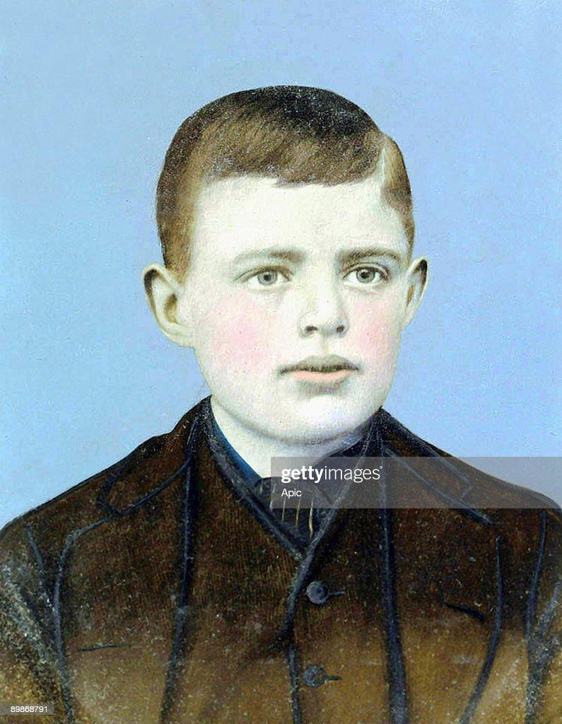 Jack London Nine years old 1885