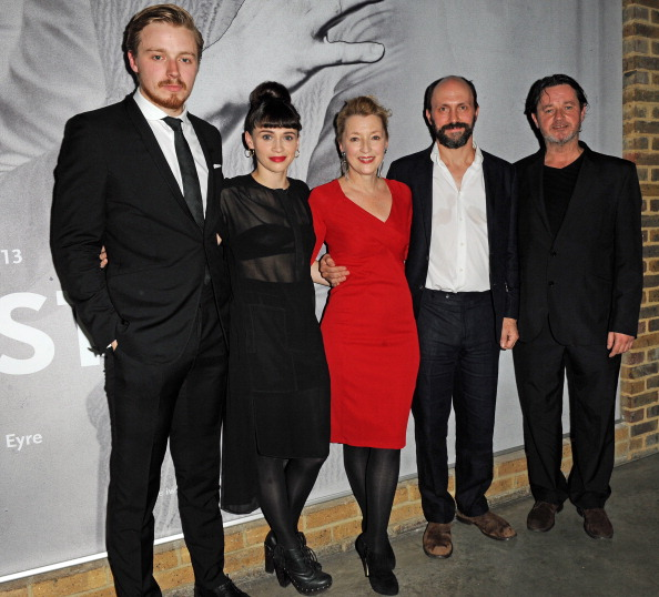 Jack Lowden Charlene Mckenna Richard Eyre Lesley Manville Will Keen Picture Stock Photos And Pictures Getty Images