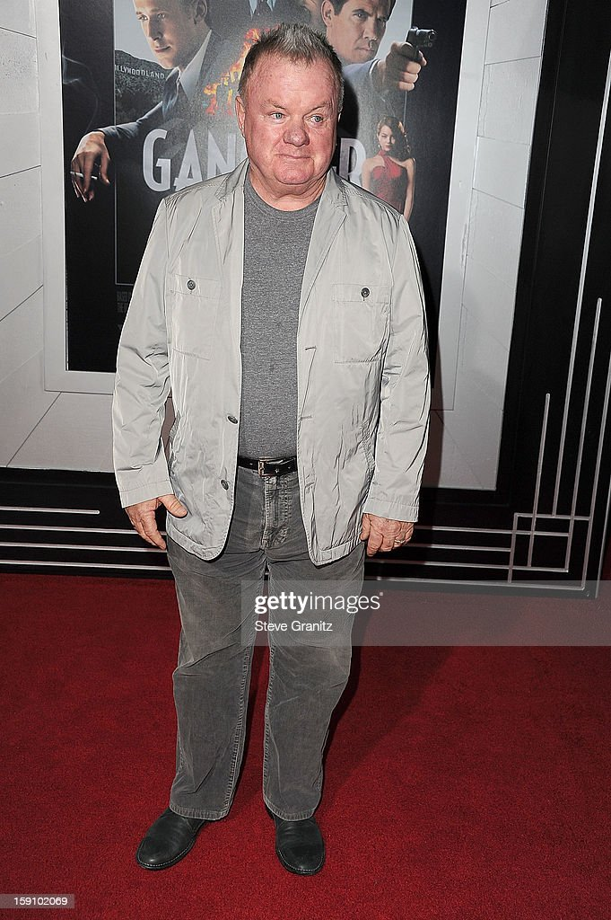 Jack McGee arrives at the 'Gangster Squad' - Los Angeles Premiere at Grauman's Chinese Theatre on January 7, 2013 in Hollywood, California.