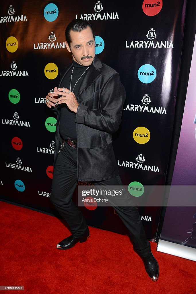 Jack Millard attends 'Larrymania' Season 2 Premiere Launch Party at SupperClub Los Angeles on August 14, 2013 in Los Angeles, California.