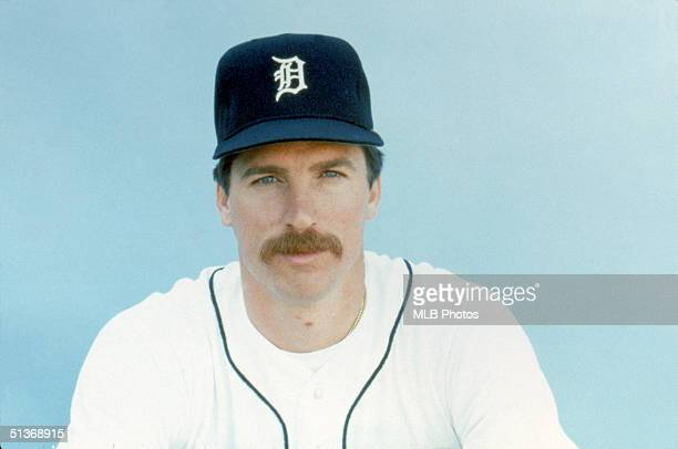Jack Morris of the Detroit Tigers poses for a portrait Jack Morris played for the Detroit Tigers from 19771990