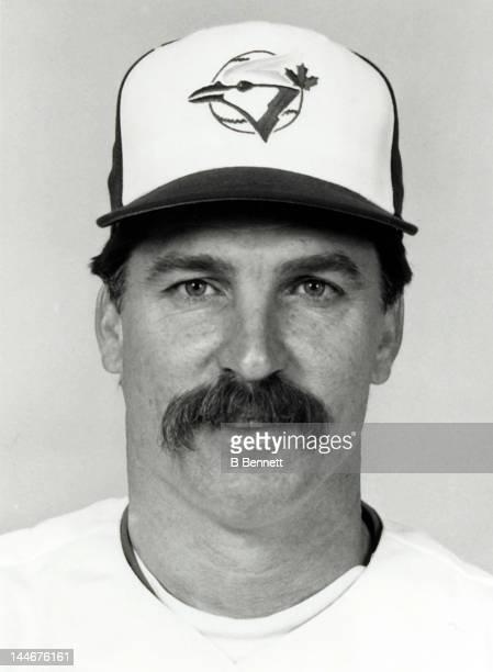 Jack Morris of the Toronto Blue Jays poses for a portrait circa 1992 in Toronto Ontario Canada