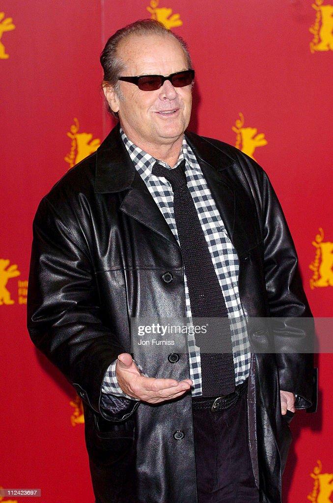 Jack nicholson leather jacket