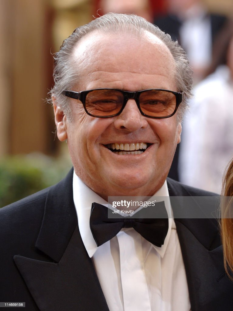 <a gi-track='captionPersonalityLinkClicked' href=/galleries/search?phrase=Jack+Nicholson&family=editorial&specificpeople=91177 ng-click='$event.stopPropagation()'>Jack Nicholson</a> during The 78th Annual Academy Awards - Red Carpet at Kodak Theatre in Hollywood, California, United States.