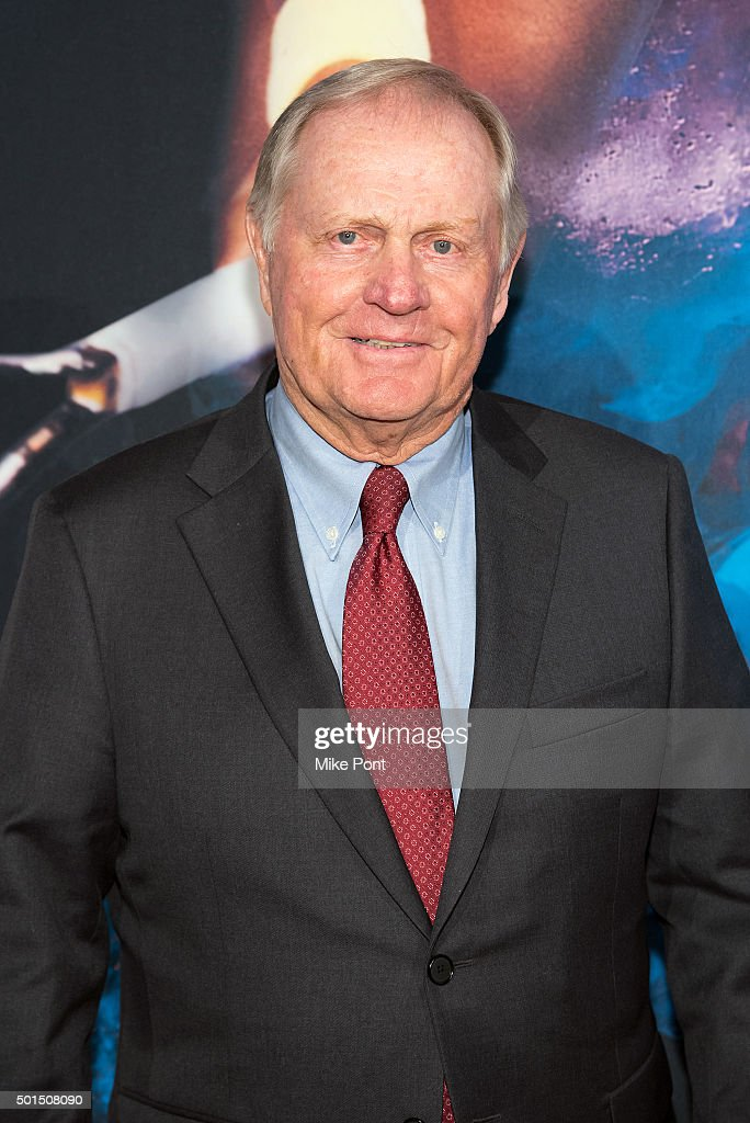Jack Nicklaus attends the 2015 Sports Illustrated Sportsperson Of The Year Ceremony at Pier Sixty at Chelsea Piers on December 15, 2015 in New York City.