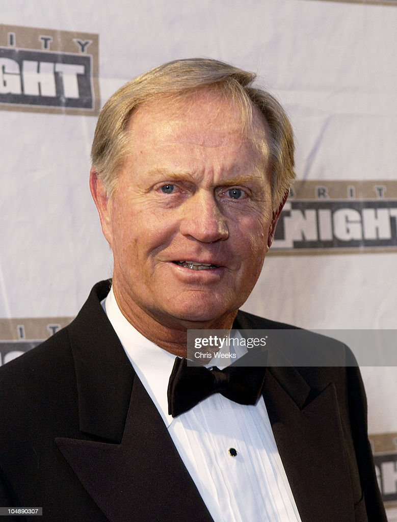 Jack Nicklaus during Celebrity Fight Night IX - Arrivals at Arizona Biltmore Resort & Spa in Phoenix, Arizona, United States.