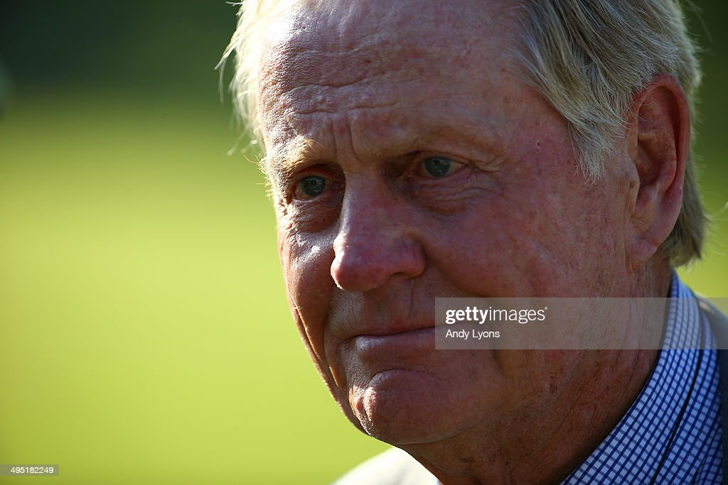 <b>Jack Nicklaus</b> speaks after the Memorial Tournament presented by Nationwide <b>...</b> - jack-nicklaus-speaks-after-the-memorial-tournament-presented-by-at-picture-id495182249