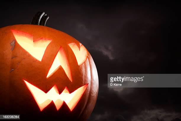 Linterna de halloween