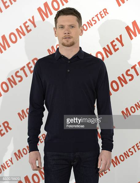 Jack O'Connell attends a photocall for 'Money Monster' at the Villamagna Hotel on May 18 2016 in Madrid Spain