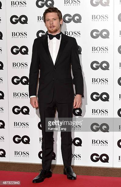 Jack O'Connell attends the GQ Men Of The Year Awards at The Royal Opera House on September 8 2015 in London England
