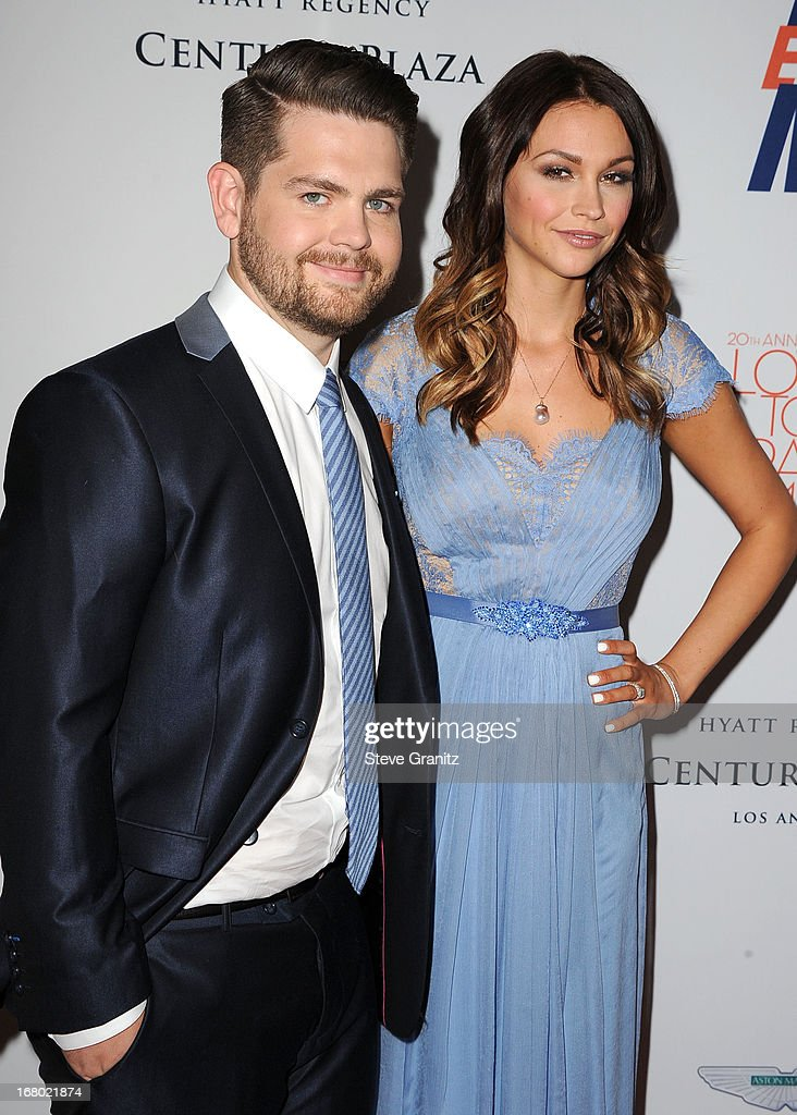 <a gi-track='captionPersonalityLinkClicked' href=/galleries/search?phrase=Jack+Osbourne&family=editorial&specificpeople=202112 ng-click='$event.stopPropagation()'>Jack Osbourne</a> arrives at the 20th Annual Race To Erase MS Gala 'Love To Erase MS' at the Hyatt Regency Century Plaza on May 3, 2013 in Century City, California.