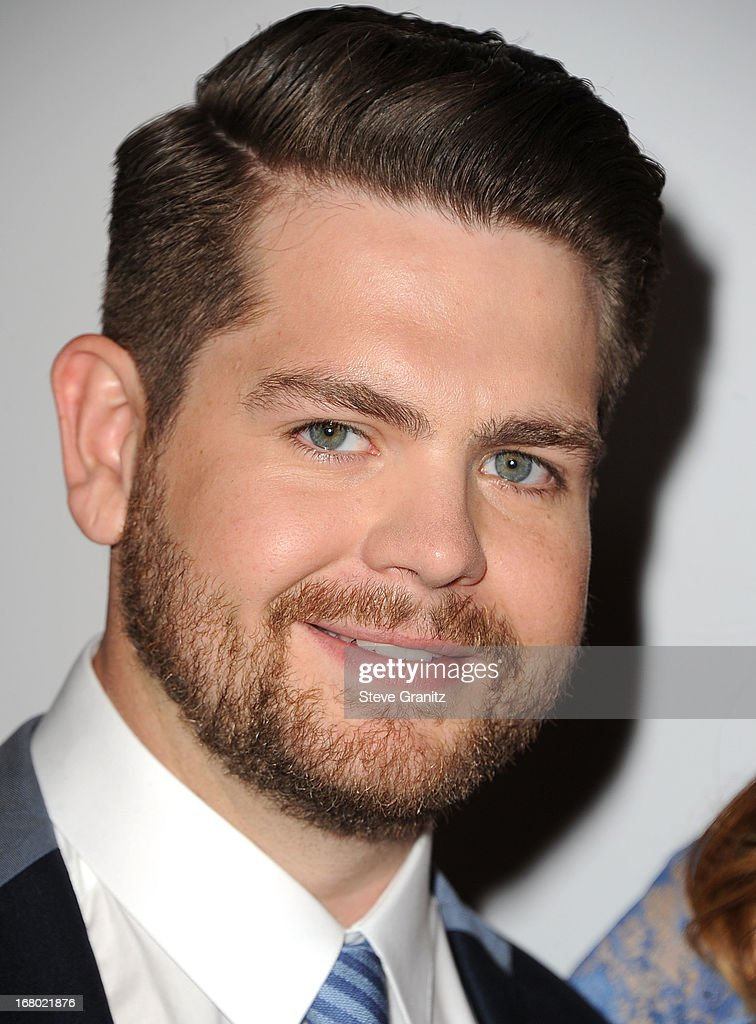Jack Osbourne arrives at the 20th Annual Race To Erase MS Gala 'Love To Erase MS' at the Hyatt Regency Century Plaza on May 3, 2013 in Century City, California.