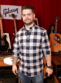 Jack Osbourne attends the GRAMMY Gift Lounge during the 56th Grammy Awards at Staples Center on January 23 2014 in Los Angeles California