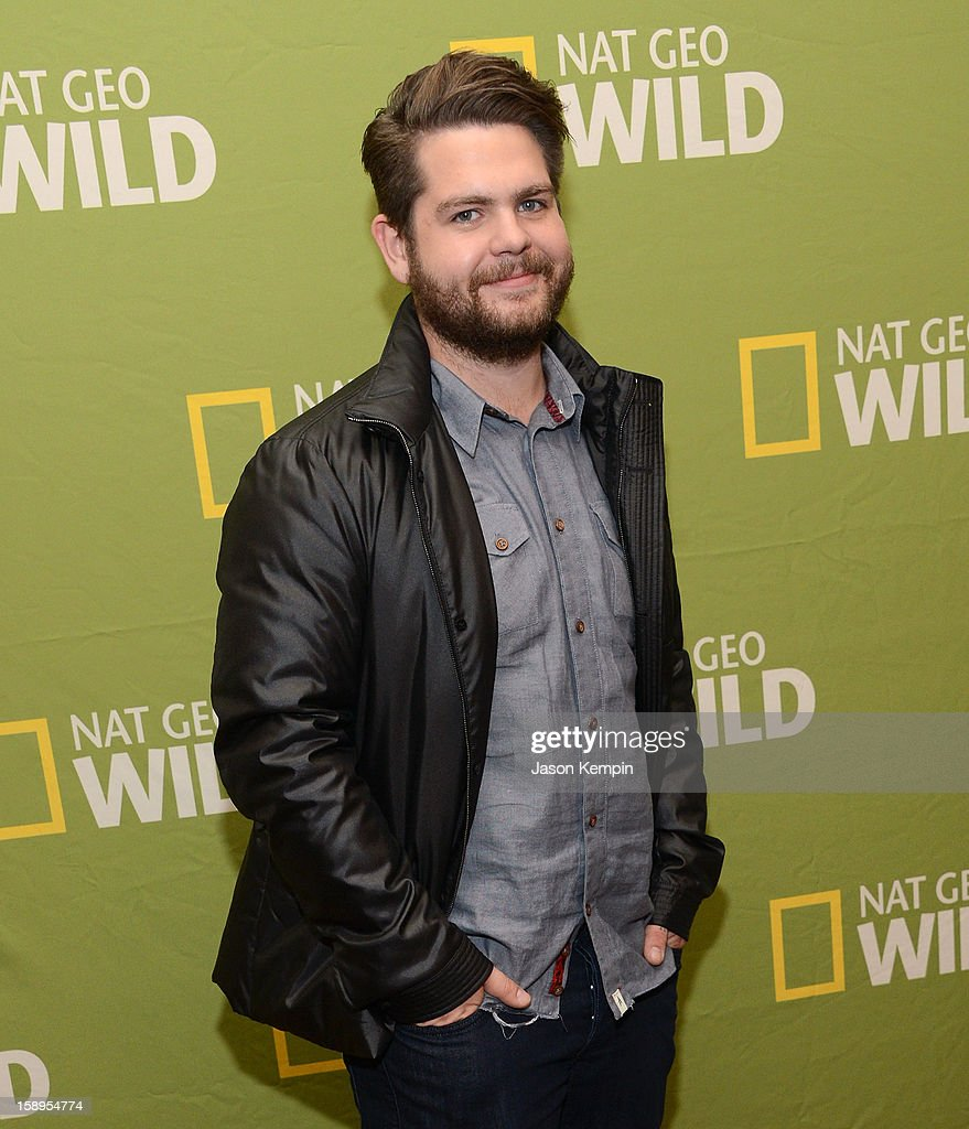 Jack Osbourne attends the National Geographic Channels' '2013 Winter TCA' Cocktail Party at the Langham Huntington Hotel on January 3, 2013 in Pasadena, California.