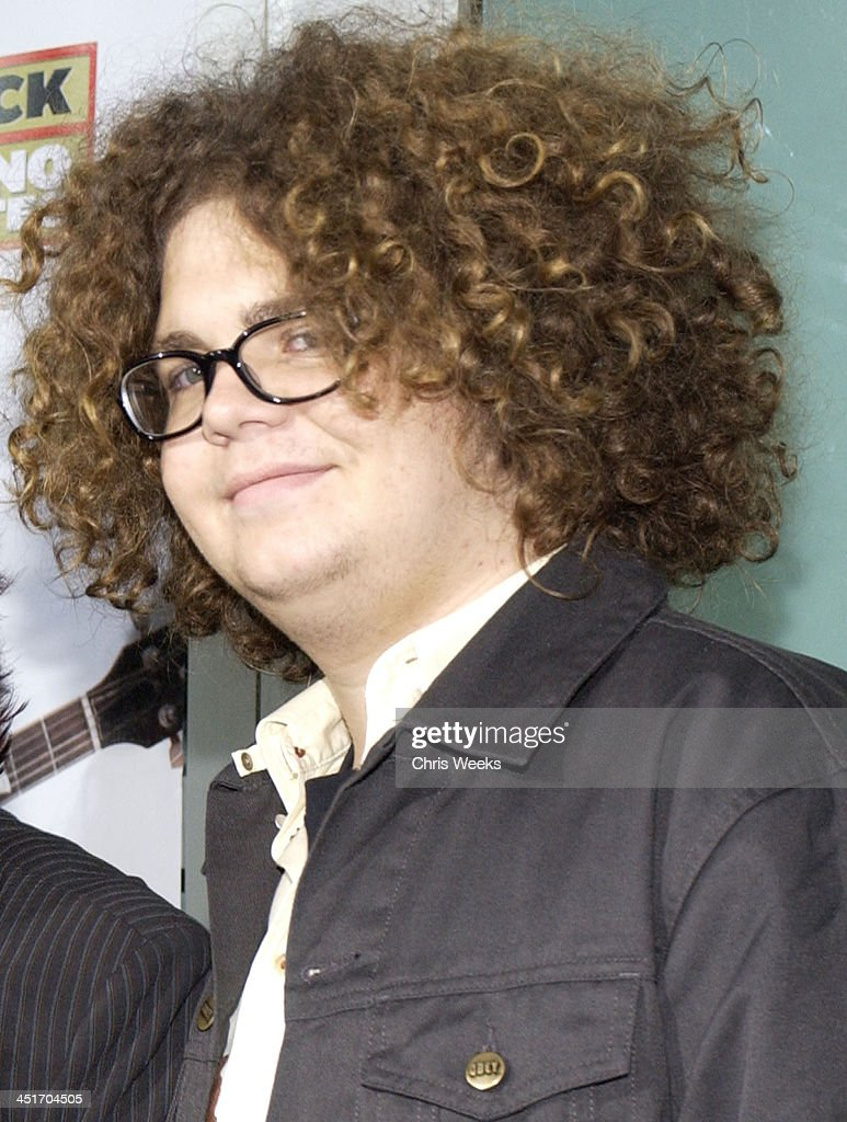 Jack Osbourne during World Premiere of School of Rock at Cinerama Dome in Hollywood, California, United States.