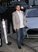 Jack Osbourne is seen at Craig's in Hollywood on April 21 2015 in Los Angeles California