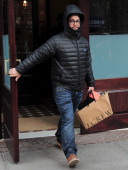 Jack Osbourne is seen in Tribeca on December 11 2013 in New York City
