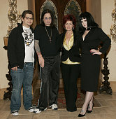 Jack Osbourne Ozzy Osbourne Sharon Osbourne and Kelly Osbourne **exclusive**