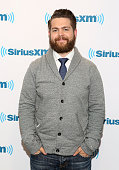 Jack Osbourne visits SiriusXM Studios on April 22 2014 in New York City