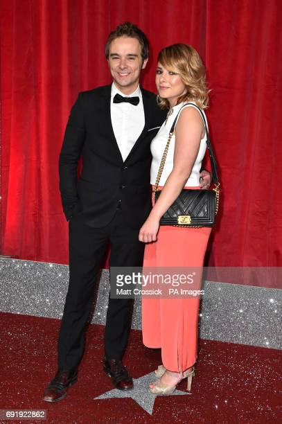 Jack P Shepherd attending the British Soap Awards 2017 at The Lowry Salford Manchester