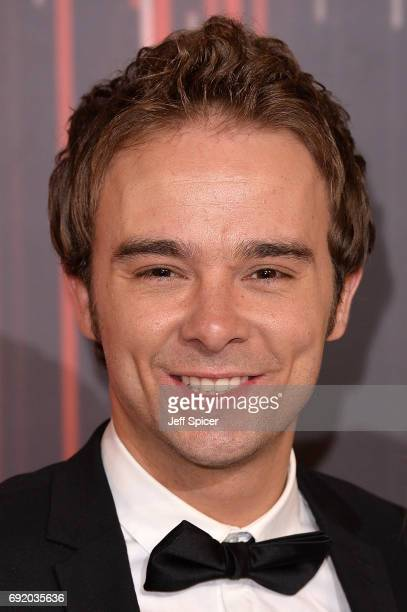 Jack P Shepherd attends The British Soap Awards at The Lowry Theatre on June 3 2017 in Manchester England The Soap Awards will be aired on June 6 on...