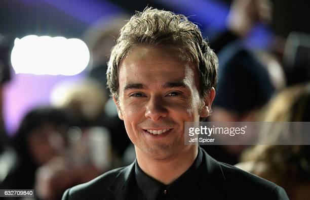 Jack P Shepherd attends the National Television Awards on January 25 2017 in London United Kingdom