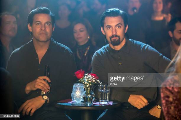 US 'Jack Pearson's Son' Episode 115 Pictured Jon Huertas as Miguel Milo Ventimiglia as Jack