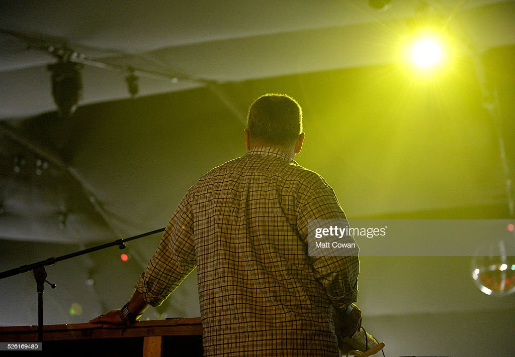 DJ Jack performs onstage during 2016 Stagecoach California's Country Music Festival at Empire Polo Club on April 29, 2016 in Indio, California.