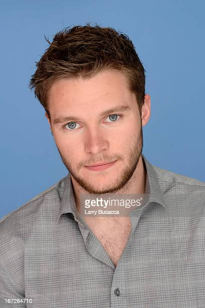 Jack Reynor Actor inthe film 'What Richard Did' poses at the Tribeca Film Festival 2013 portrait studio on April 23 2013 in New York City
