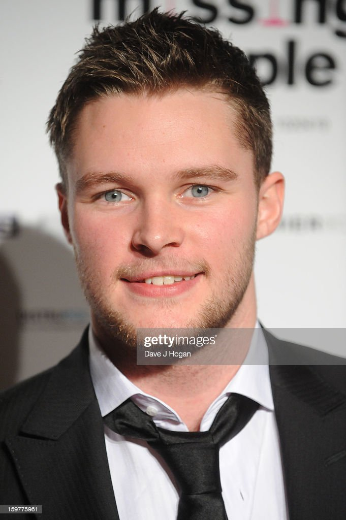 Jack Reynor arrives for the London Film Critics Circle Film Awards at The Mayfair Hotel on January 20, 2013 in London, England.