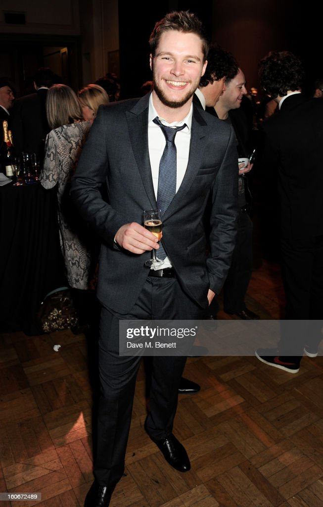 Jack Reynor attends the London Evening Standard British Film Awards supported by Moet & Chandon and Chopard at the London Film Museum on February 4, 2013 in London, England.
