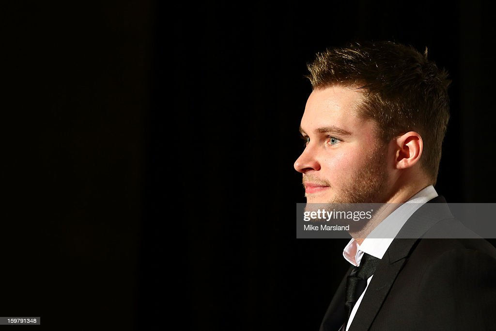 Jack Reynor attends the London Film Critics Circle Film Awards at The Mayfair Hotel on January 20, 2013 in London, England.