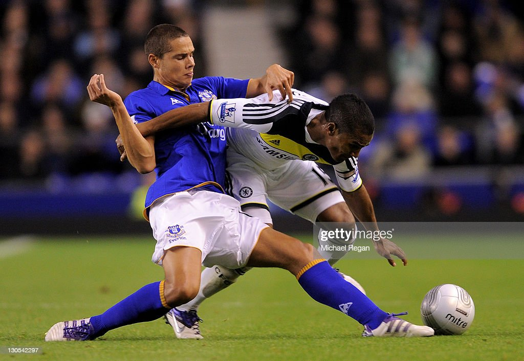 Everton v Chelsea - Carling Cup Fourth Round