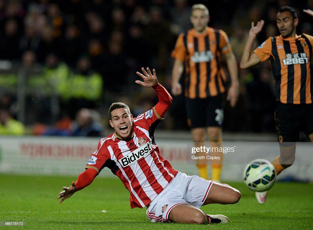 Hull City v Sunderland - Premier League