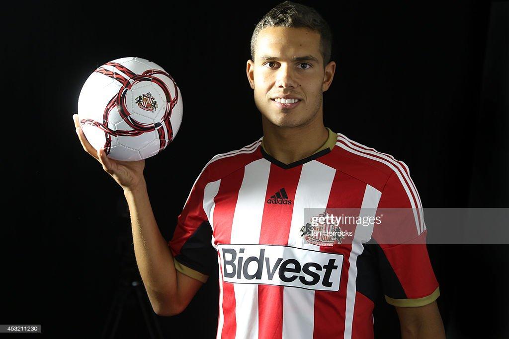 Sunderland AFC Unveil New Signing Jack Rodwell
