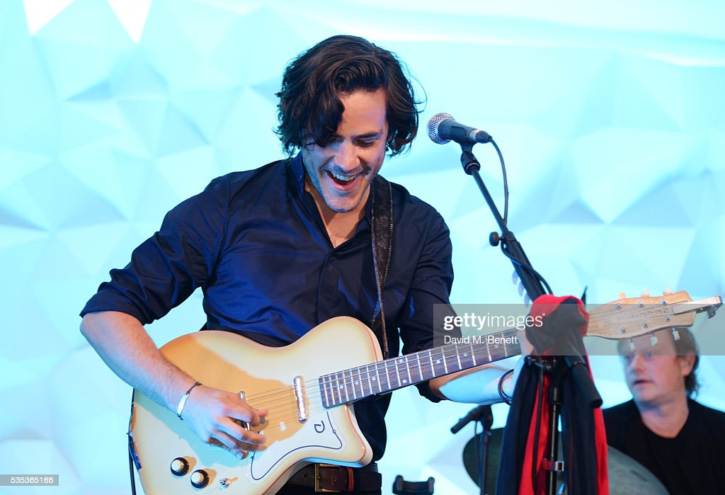 <a gi-track='captionPersonalityLinkClicked' href=/galleries/search?phrase=Jack+Savoretti&family=editorial&specificpeople=4276503 ng-click='$event.stopPropagation()'>Jack Savoretti</a> performs during day two of the Audi Polo Challenge at Coworth Park on May 29, 2016 in London, England.