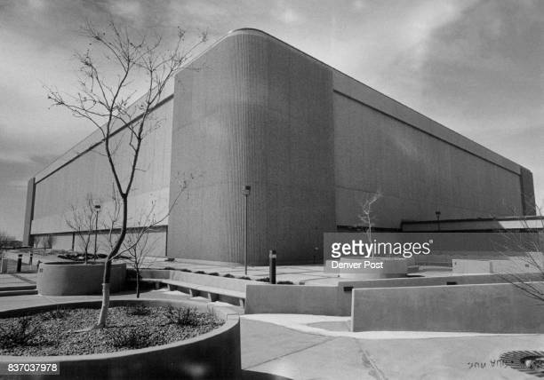 Jack Swigert Space Operations [Facility in which the Space Shuttle Operations Center was to have been housed For Sunday Perspective story Credit The...