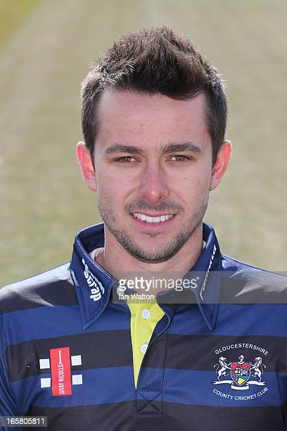 Jack Taylor of Gloucestershire CCC at The County Ground on April 5 2013 in Bristol England