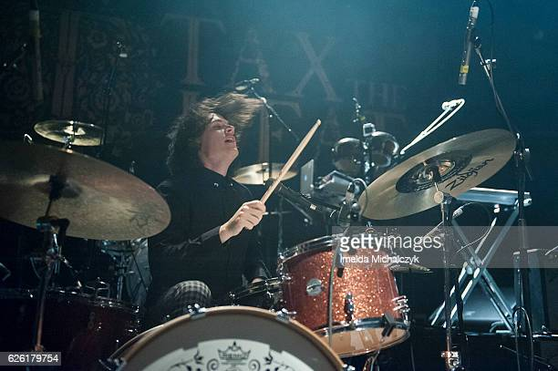 Jack Taylor of Tax The Heat performs at KOKO on November 27 2016 in London England