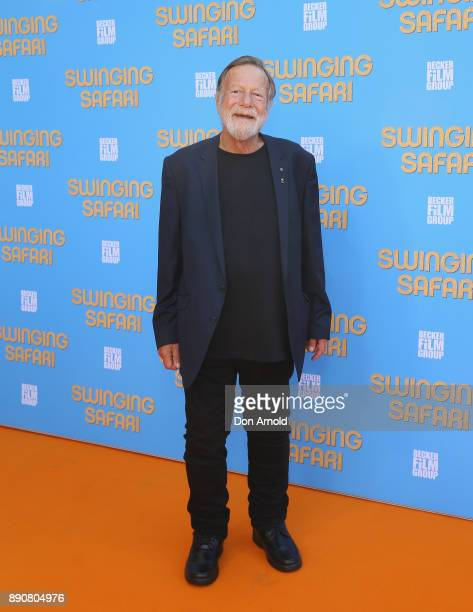 Jack Thompson attends the world premiere of Swinging Safari on December 12 2017 in Sydney Australia