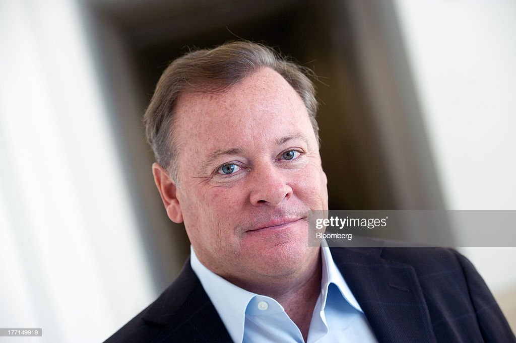 Jack Tretton, president and chief executive officer of Sony Computer Entertainment America, stands for a photograph at the company's headquarters in San Mateo, California, U.S., on Tuesday, Aug. 20, 2013. Sony Corp. will start selling the PlayStation 4 in North America on Nov. 15, moving to obtain an early advantage in the largest video-game market against Microsoft Corp. Photographer: Noah Berger/Bloomberg via Getty Images