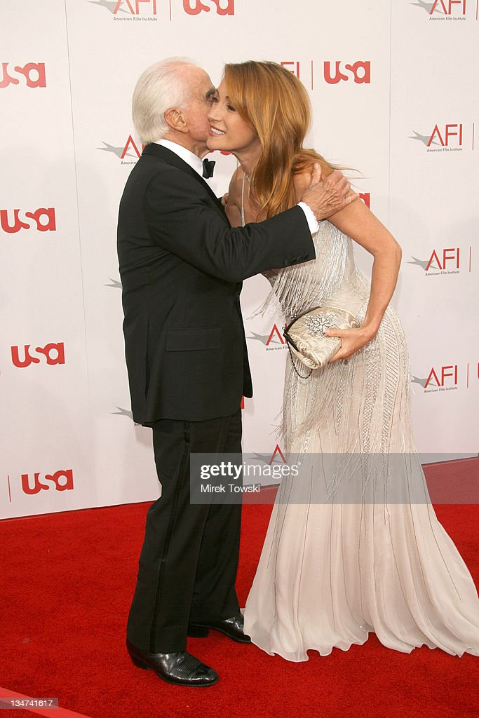Jack Valenti and Jane Seymour during 34th AFI Life Achievement Award to Sir Sean Connery at Kodak Theater in Los Angeles, CA, United States.