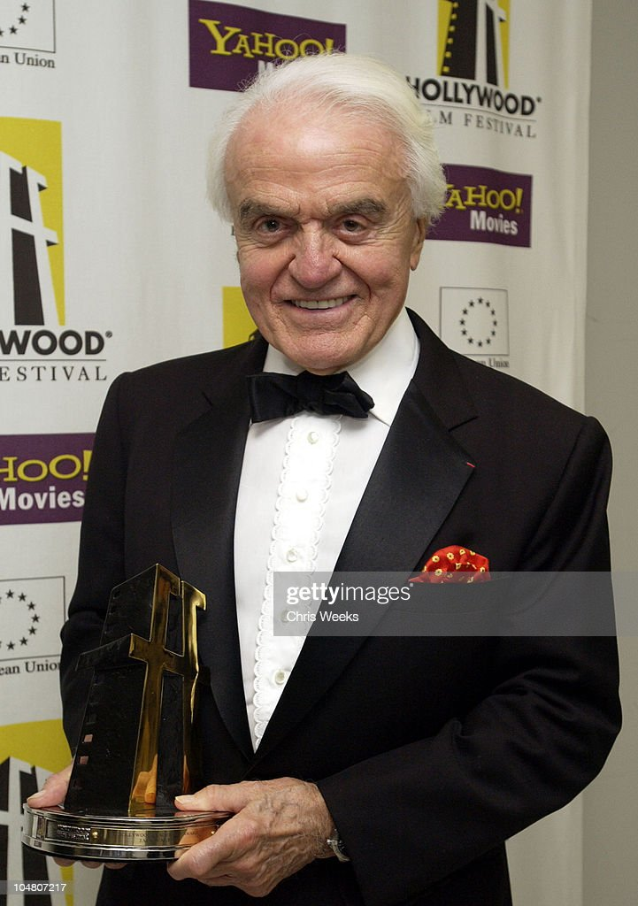 Jack Valenti during Hollywood Film Festival's Gala Ceremony at The Beverly Hilton Hotel in Beverly Hills, CA, United States.